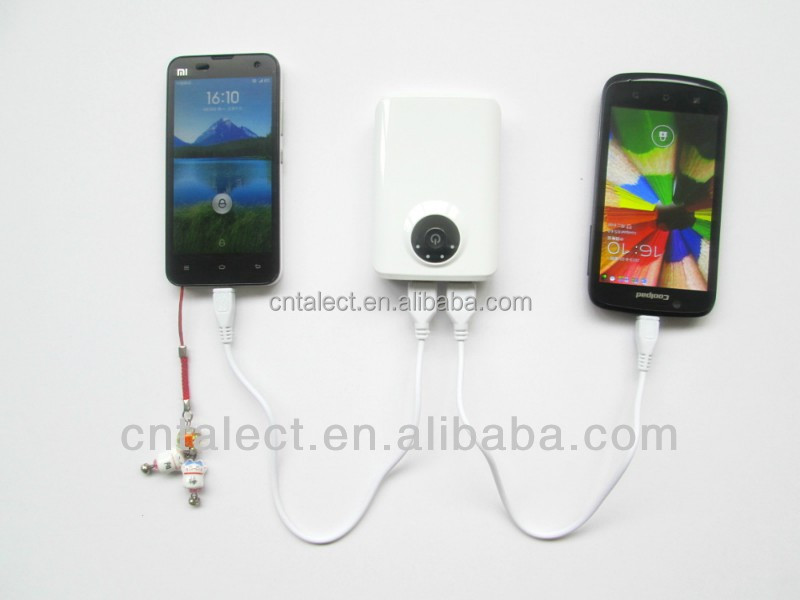 Emergancy mobile phone charger power pack 4000 mah capacity new power banks on market