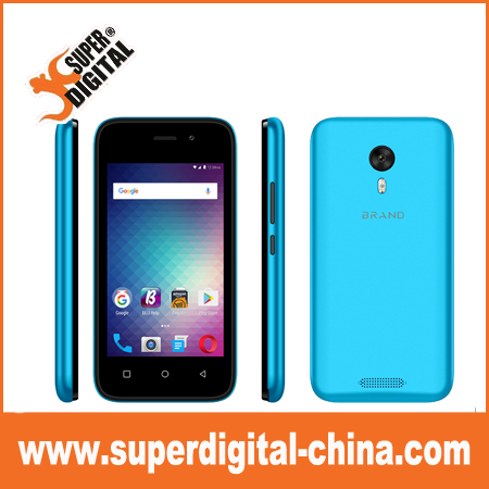 4inch big battery 1750mAh smartphone android 3G