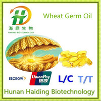 ISO9001 Halal Kosher GMP Wheat Germ Oil Price