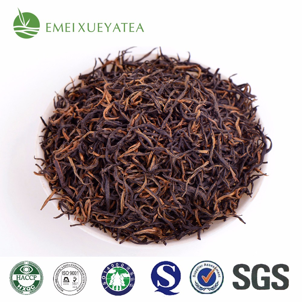 Emeixueya high mountain <strong>tea</strong> china best black <strong>tea</strong> brand
