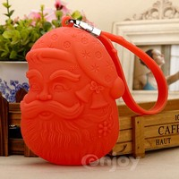 Cute Silicone Coin Purses Wallet Rubber Bag Lady Girl Women