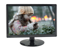 Full hd wall mount desktop wide size portable usb 19 inch lcd monitor
