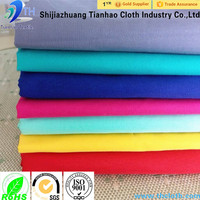 2015 fashion custom polyester oxford fabric/ white fabric/cotton gauze fabric