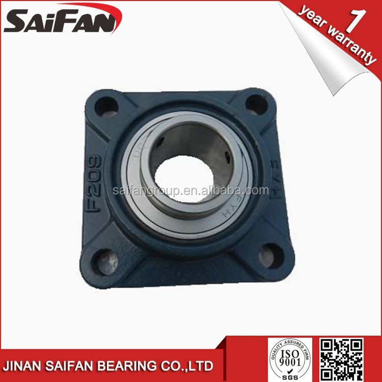Agricultural Machine Bearing UCF206 Pillow Block Bearing UC206 With Housing F206