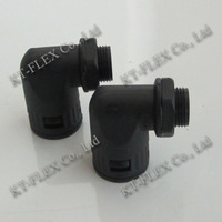 Liquid tight nylon conduit fittings 90 degree