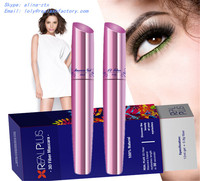 Cosmetics make your own brand Real Plus mess free fiber mascara triple lengthening and curling lashes