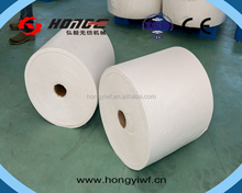 Changshu ISO9001 water soluble cotton embroidery backing paper machinery