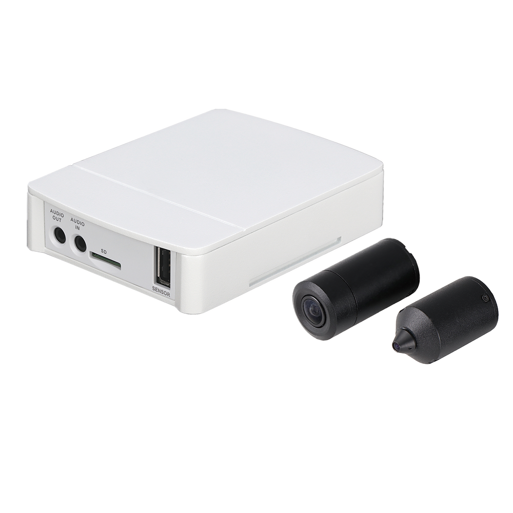 Linovision 2MP Covert Pinhole Network Camera CE UL FCC
