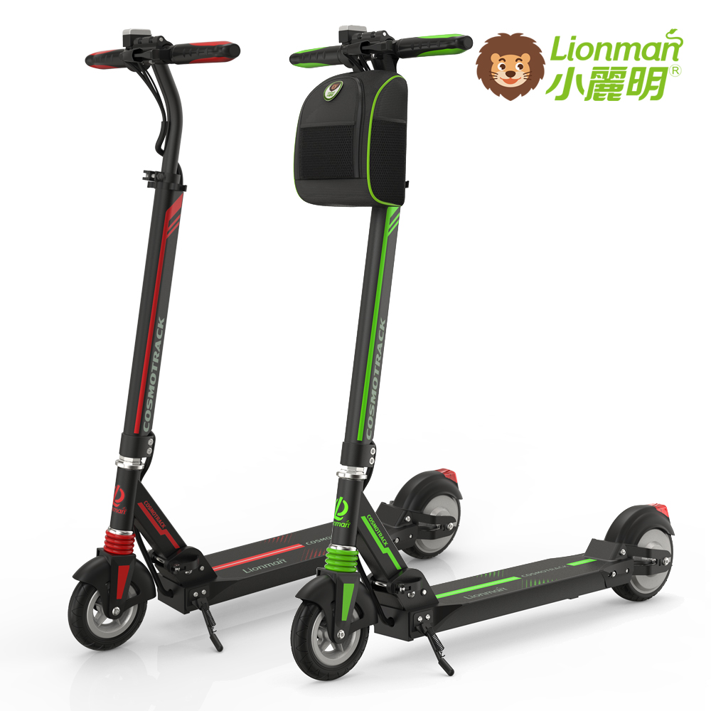 K-7 Big Wheel Adult Kick Stand Citycoco Electric Scooter