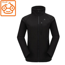 Best Womens Winter USB Heated Jackets Clothing For Hiking Running