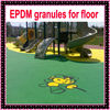 HOT ! rubber raw material, epdm rubber granule, rubber playground, artificial grass FN-R-1403647