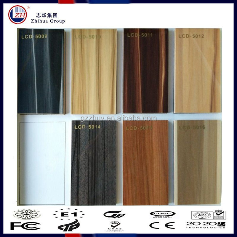 zhuv designed hot sale LCD plywood board for cabinets