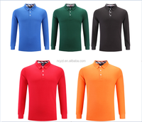 custom wholesale cheap uniform red Polo shirts and custom embroidered Polo shirt logo
