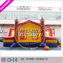 lily toys CE kids residential inflatable bouncers, inflatable cat bouncer, inflatable bouncer tunnel