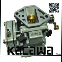 Taiwan marine parts supplier outboard engines carburetor, carburetor assy
