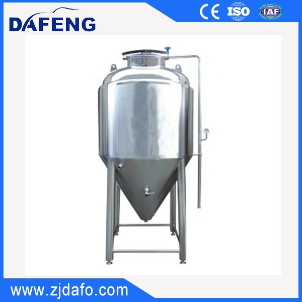 5bbl stainless steel conical beer fermentation tank