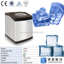 Mini bar refrigerator commercial Ice Cube Maker for Home use