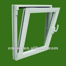 2014 new open style china manufacturer aluminium tilt and turn windows