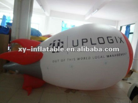 Hot sale advertising inflatable rc blimp