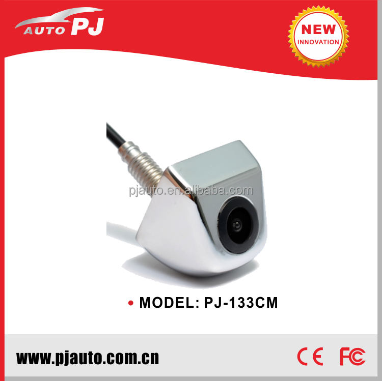 Auto reverse camera, universal rear view camera, Anti-Theft bolt Car Rear Or Front /Back view Camera PJ-133CM