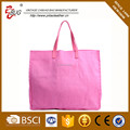wholesale canvas foldable shopping tote bag