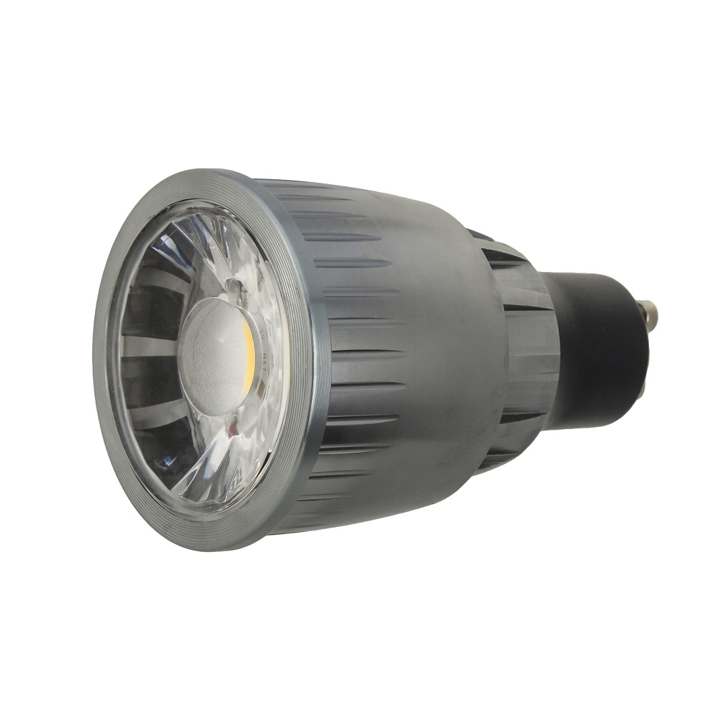 STL 1pcs High Power COB GU10 E27 E14 5W 7W 9W LED COB spotlight lamp bulb warm cool white 85-265V CE ROHS