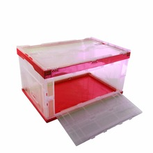 Eco-friendly Used Plastic Collapsing Folding Crate