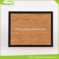 China supplier Hot sale cork fabric bulletin pin board wholesale