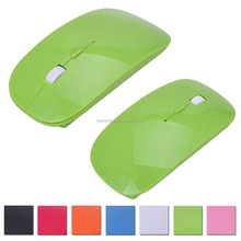 Ultra Slim Wired Optical Mouse New style Low Cost Wireless Mouse Wholesale