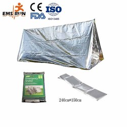 shelter emergency outdoor camping tube relief tent for natural disaster