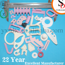 Ceramics goods textile weaving spare parts