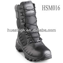 XM,BATES leather+nylon upper with YKK nylon zipper delta force BUDS training military boots