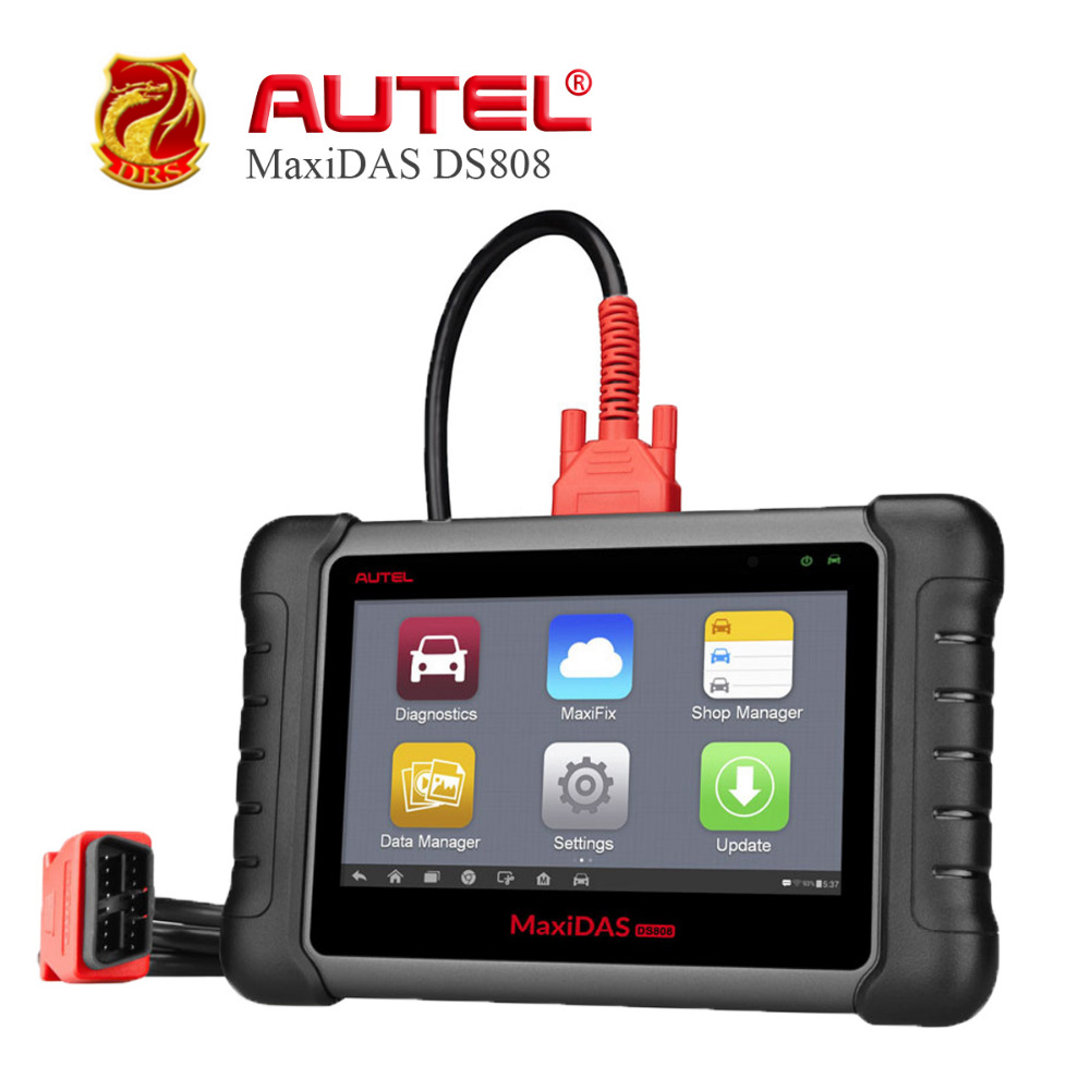 2017 Newese Original Autel Maxidas DS808 Auto Diagnostic Scanner Tool Update from DS708 With 1 year free update