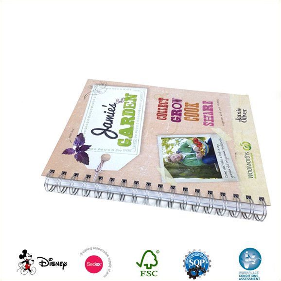 custom cheap composition pattern note book for students