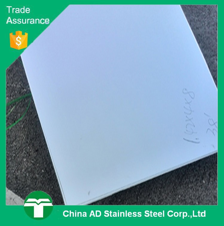 Ferritic stainless steel AISI 430 2B finish metal plate with wholesale price