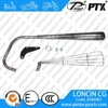 JIANGMEN HIGH PERFORMANCE SUPPLIER LONCIN CG 125 150 MUFFLER