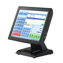 Retail pos touch screen/touch pos machine / All-in-one POS for supermarket