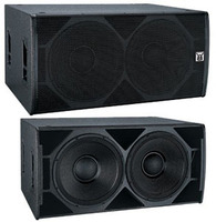 2015 CVR powerful bass speaker+18inch sub woofers +stage bass system