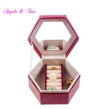 Portable Type Mini Packaging Box Personalized Makeup Boxes