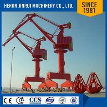 Slewing Portal Crane Price Floating Sea Offshore Pedestal Marine Deck Portal Crane Port Portal Gantry Crane