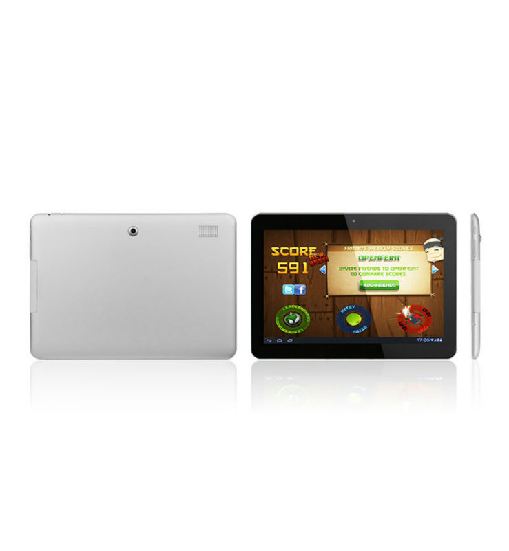 10.1 inch A31 Quad-Core Cortex A7 1.0Ghz tablet pc