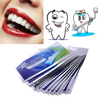 Crest 3d teeth whitening strips with CE/FDA/ROHS certificate, crest supreme