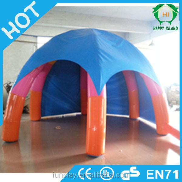 HI Crazy Sale inflatable camping tent,inflatable lawn tent,large inflatable tent