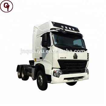 China Sinotruck Howo A7 6x4 used Tractor head Truck low price