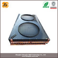 Higy quality air cooled cooling coils double tube condenser