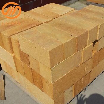heavy dense fire clay bricks for liner of coke furnace