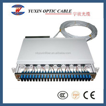 24 Core Fiber Optic Patch Panel/Distribution Frame With Best Price
