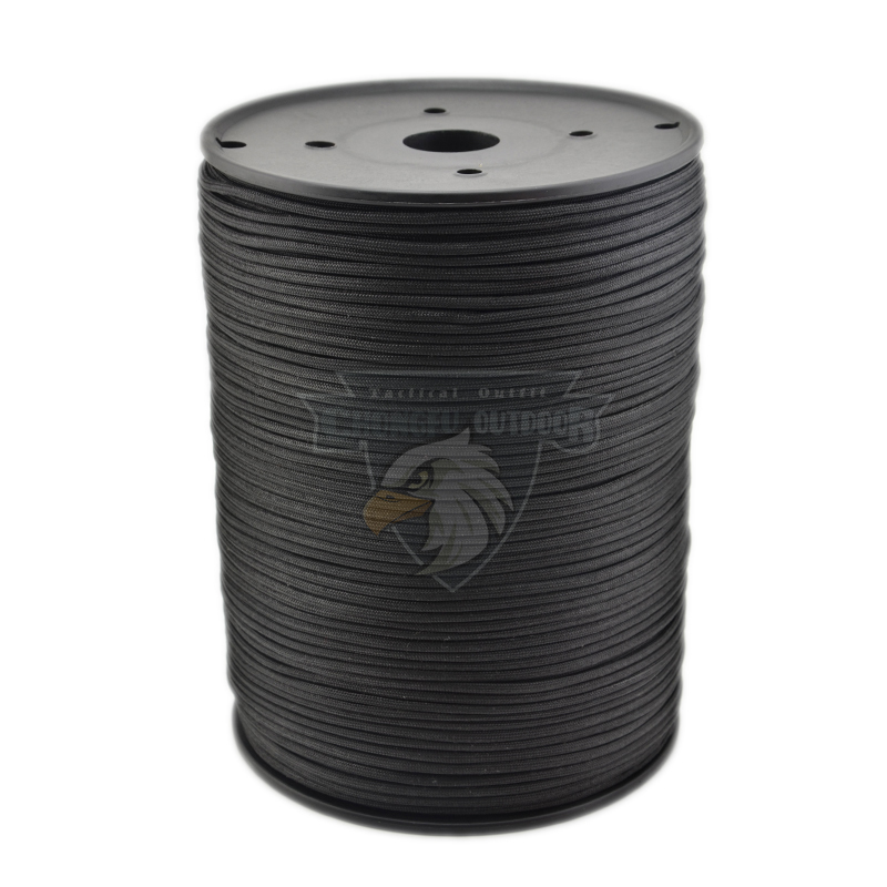 2016 hot new products 1000 ft spool 7strands Military Grade Paracord 550 survival Paracord for outdoor camping and hiking