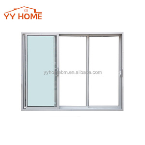 Australia Standard Double glass sliding door