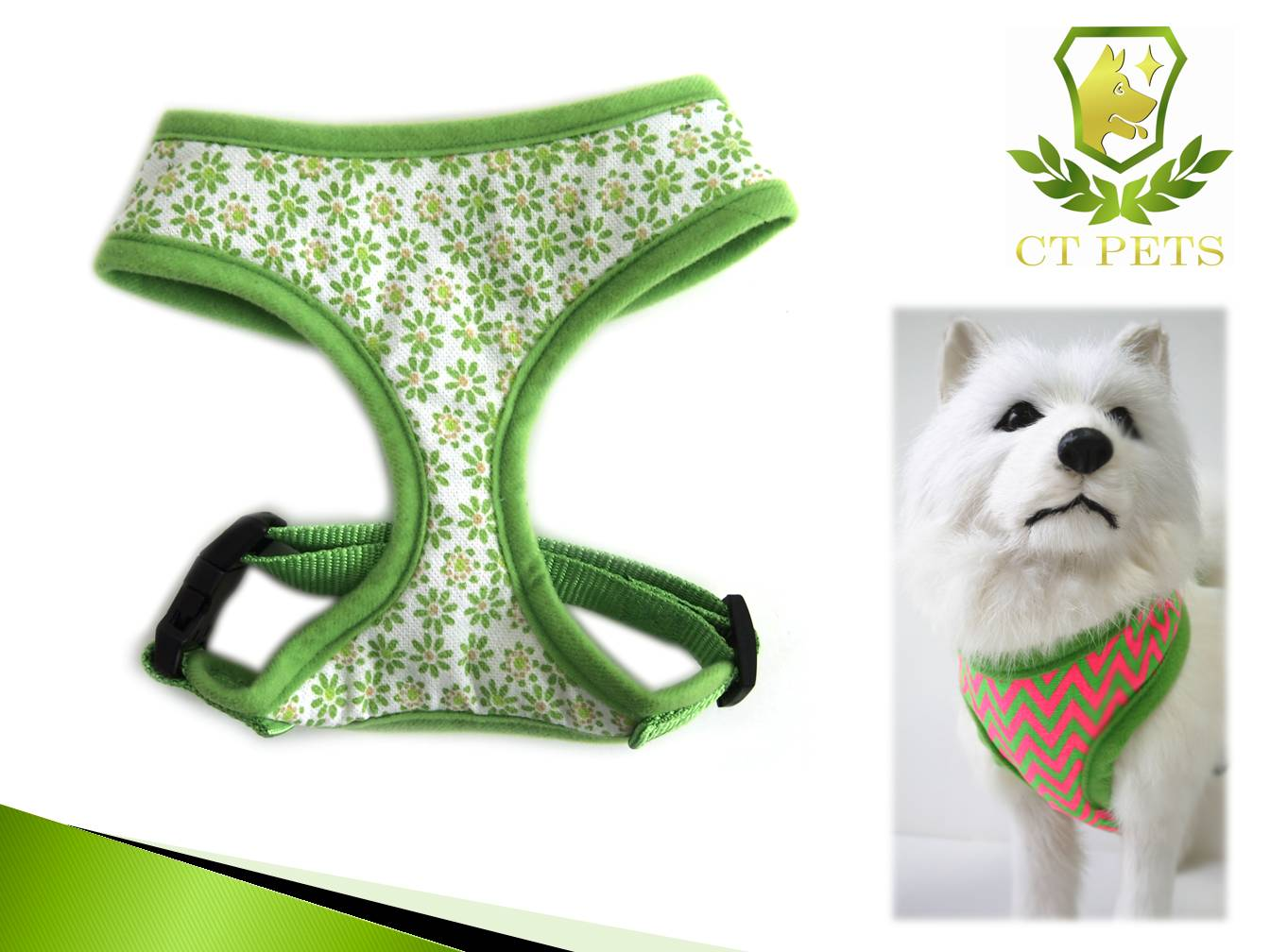 Factory OEM non pull dog harness